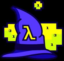 Czarodzieje Kodu - logo tiara